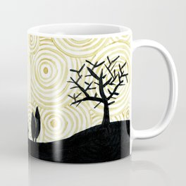 Under 1000 golden suns Coffee Mug