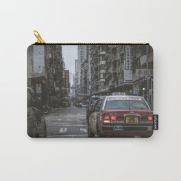 Hong Kong Street Carry-All Pouch