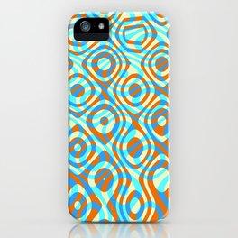 Mixed Polyps Orange - Coral Reef Series 038 iPhone Case