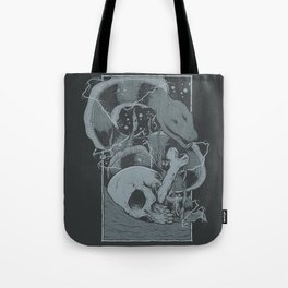 Eelectric Tote Bag