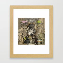 La NymPhe Framed Art Print