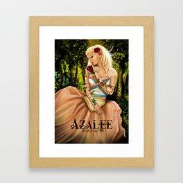 Azalée  Framed Art Print