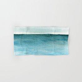 Calm sea 1985 Hand & Bath Towel