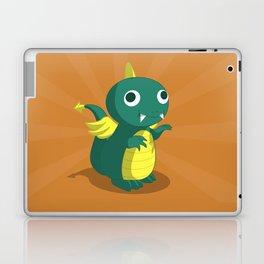 The Dino-zoo: Bat-saurus Laptop & iPad Skin