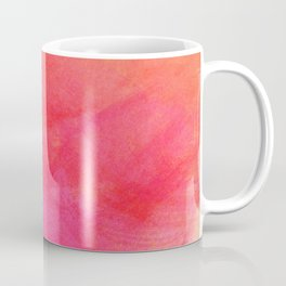 Totally Tropical Abstract Watercolor Coffee Mug