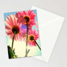 dancing in the sun Stationery Cards