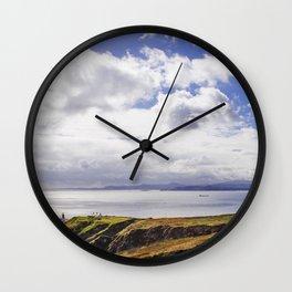 Howth Head Wall Clock
