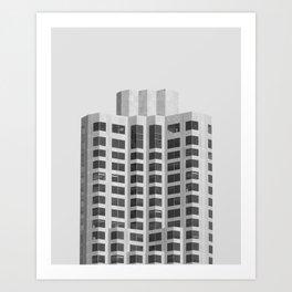 Free Space Art Print