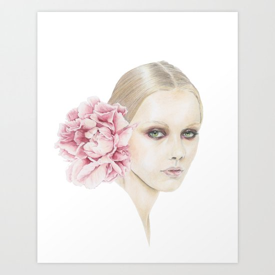 Irida (Vacancy Submission) Art Print