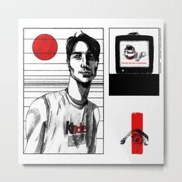 kinder/surprise Metal Print