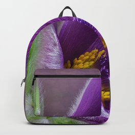 Purple Beauty Backpack