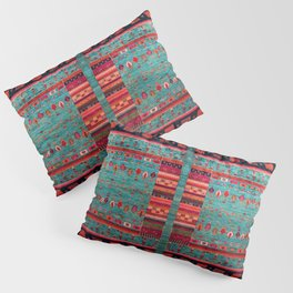 Anthropologie Ortiental Traditional Moroccan Style Artwork Pillow Sham