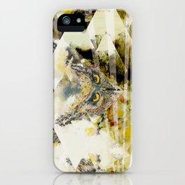 Nightowl geom iPhone Case