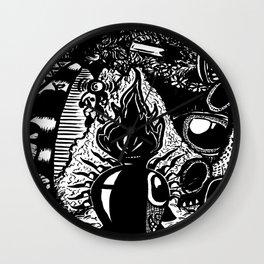 Abstrart_1 Wall Clock