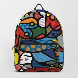 Bambam and Friends Backpack