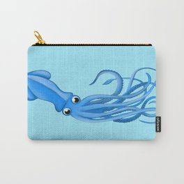 Nothing But a Squid Carry-All Pouch