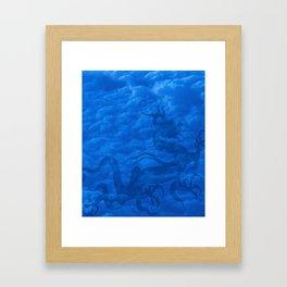 dragonsky61110 Framed Art Print