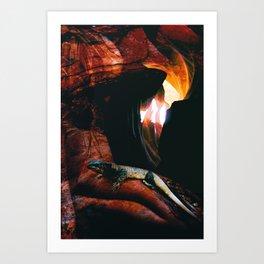 Inanna Art Print