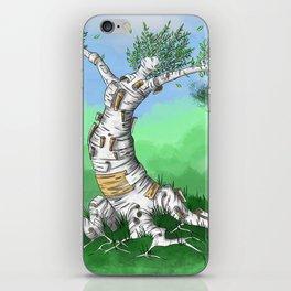 Happy Little Tree iPhone Skin