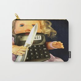 Miss Merry Sunshine Carry-All Pouch