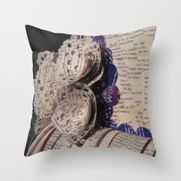 Oh...You're Gonna Lose your Soul Throw Pillow