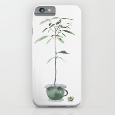 Avocado Tree Slim Case iPhone 6