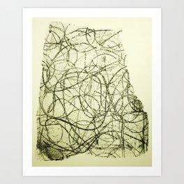 Ubiquitous 2 Art Print