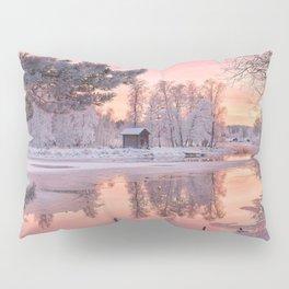 WINTER SCENE-3118/1 Pillow Sham