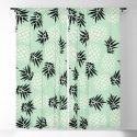 Mint Pineapple Pattern 023 by bluelela