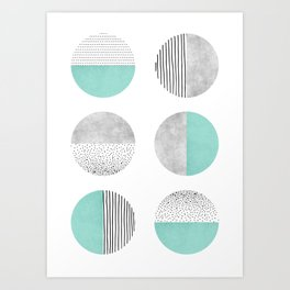 anouk Art Print