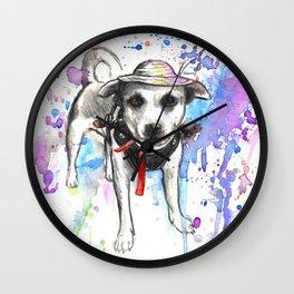 Pelu Wall Clock
