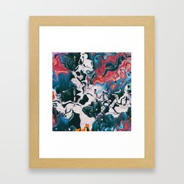 ŸEL3 Framed Art Print