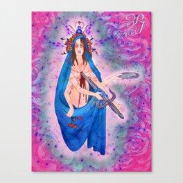 Erzulie Dolorosa Superior Canvas Print