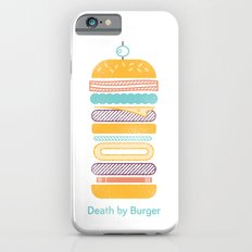 Death by Burger iPhone 6s Slim Case