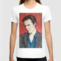 benedict T-shirts featuring Benedict by IamDeirdre