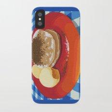 Pancakes Week 15 iPhone X Slim Case