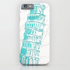 Pisa Tower Slim Case iPhone 6s