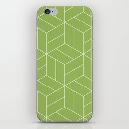 Umi greenery iPhone Skin