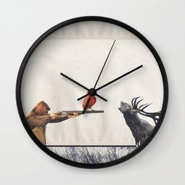 Le tir Wall Clock