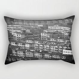 Concrete Jungle #1 Rectangular Pillow