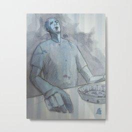 Oh Pica 03 Metal Print