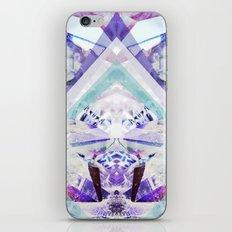 Crystal Light iPhone & iPod Skin