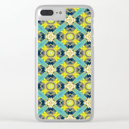 We'll Never Be Royals Clear iPhone Case