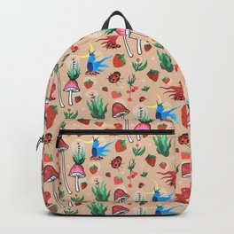 strawberry thieves Backpack