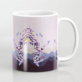 At 6 Degrees Warmer Coffee Mug
