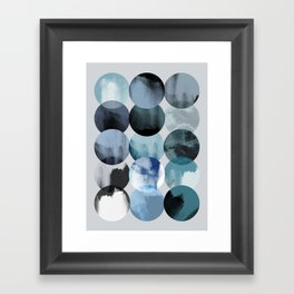 Minimalism 16 X Framed Art Print