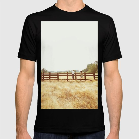 Fence Standing T-shirt