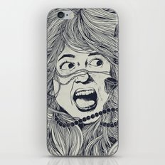 Haunted Beauty iPhone & iPod Skin