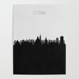 City Skylines: Ottawa Poster