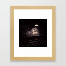 Metro#1 Framed Art Print
